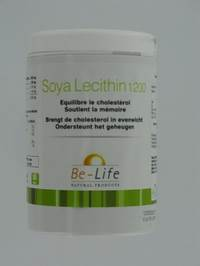 SOYA LECITHIN 1200 BE LIFE CAPS 60