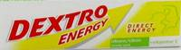 DEXTRO ENERGY STICK CITRON   1X47G