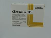 CHROMIUM GTF                          COMP 60 5788