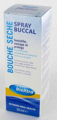 BIOXTRA BOUCHE SECHE GEL SPRAY BUCCAL    50ML