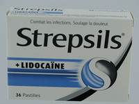 STREPSILS + LIDOCAINE PAST 36