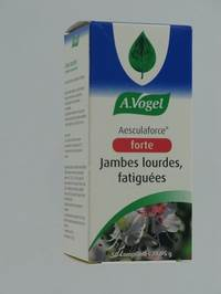 VOGEL AESCULAFORCE FORTE BLISTER TABL  50