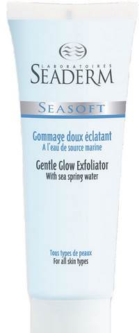 SEADERM SEA SOFT GOMMAGE DOUX ECLATANT   TUBE 50ML