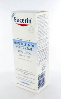 EUCERIN UREA REPAIR PLUS CR PIED 10% UREE    100ML
