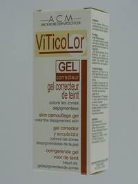 VITICOLOR GEL TUBE 50ML