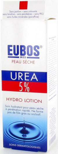 EUBOS HYDROLOTION UREE 5% PS-PTS TUBE 200ML