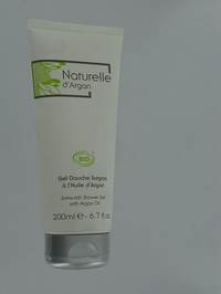 NATURELLE D ARGAN GEL DOUCHE SURGRAS BIO     200ML