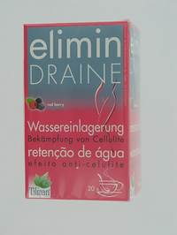 ELIMIN DRAINE FRUITS ROUGES TEA-BAGS 20