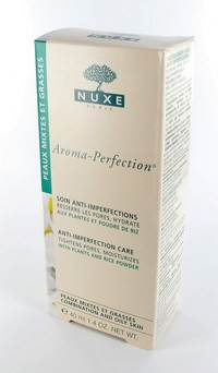 NUXE AROMA PERFECTION SOIN A/IMPERF.CR   TUBE 40ML