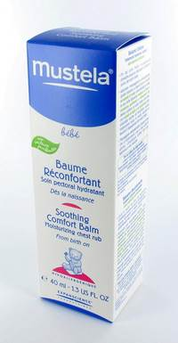 MUSTELA BB BAUME RECONFORTANT NF TUBE 40ML