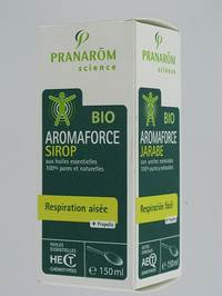 AROMAFORCE SIROP 150ML