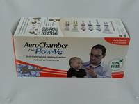AEROCHAMBER PLUS A/STATIC+FLOW-VU-MASK BABY