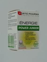 ENERGIE POWER JUNIOR  COMP A CROQUER 30