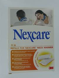 NEXCARE 3M COLDHOT NECKY WARMER REFILL 6