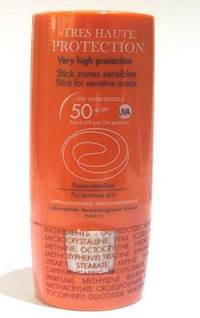 AVENE SOLAIRE STICK LARGE ZONE SENS.IP50+ NF 10G