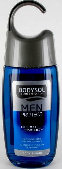 BODYSOL MEN PR DOUCHEGEL SPORT ENERGY   250ML