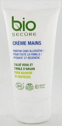 BIO SECURE CREME MAINS           TUBE 50ML