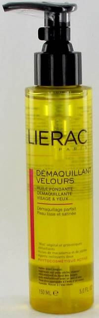 LIERAC DEMAQ VELOURS FL POMPE 150ML