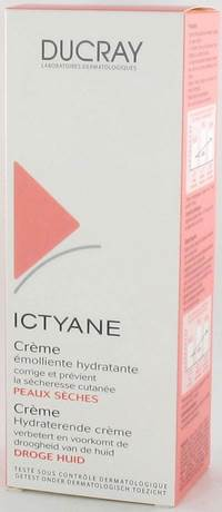 DUCRAY ICTYANE CREME PS  TUBE 200ML