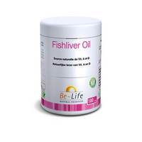 FISHLIVER OIL BE LIFE                      GEL 180