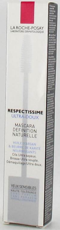 LRP RESPECTISSIME ULTRA DOUX BRUN 6ML