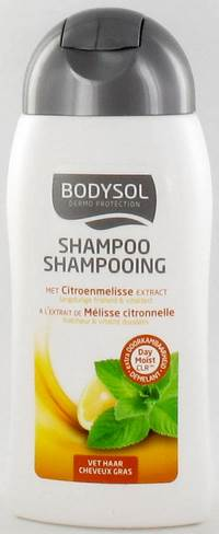 BODYSOL SHAMPOO VET HAAR 200ML NEW