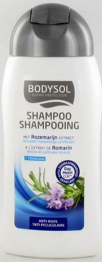 BODYSOL SHAMPOO A/ROOS HAAR 200ML NEW