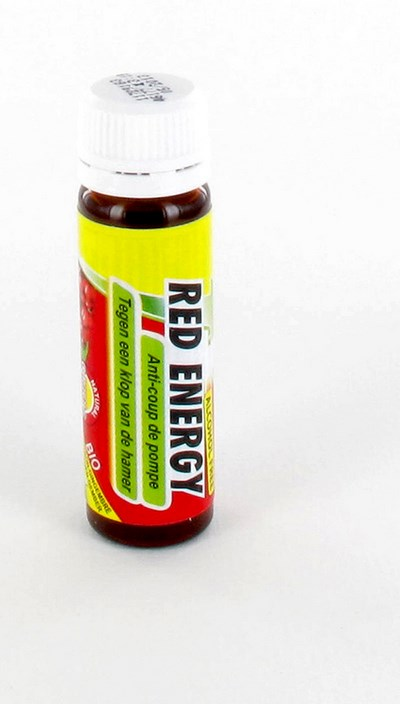 ORTIS RED ENERGY BIO S/ALC   1X15ML