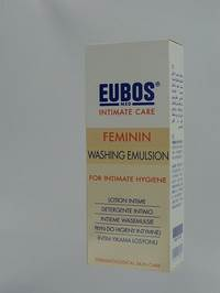 EUBOS MED FEMININ EMULSION LAVANTE       200ML