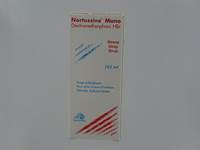 NORTUSSINE MONO SIR 125ML 2MG/ML