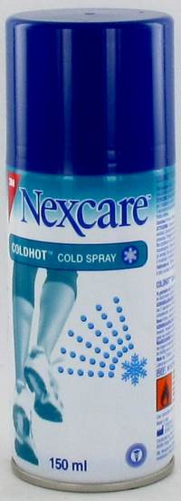 NEXCARE 3M COLDHOT COLD SPRAY 150ML        N157501